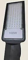 Уличный консольный LED светильник 100Вт, 10000Lm, 6500K, фото 1