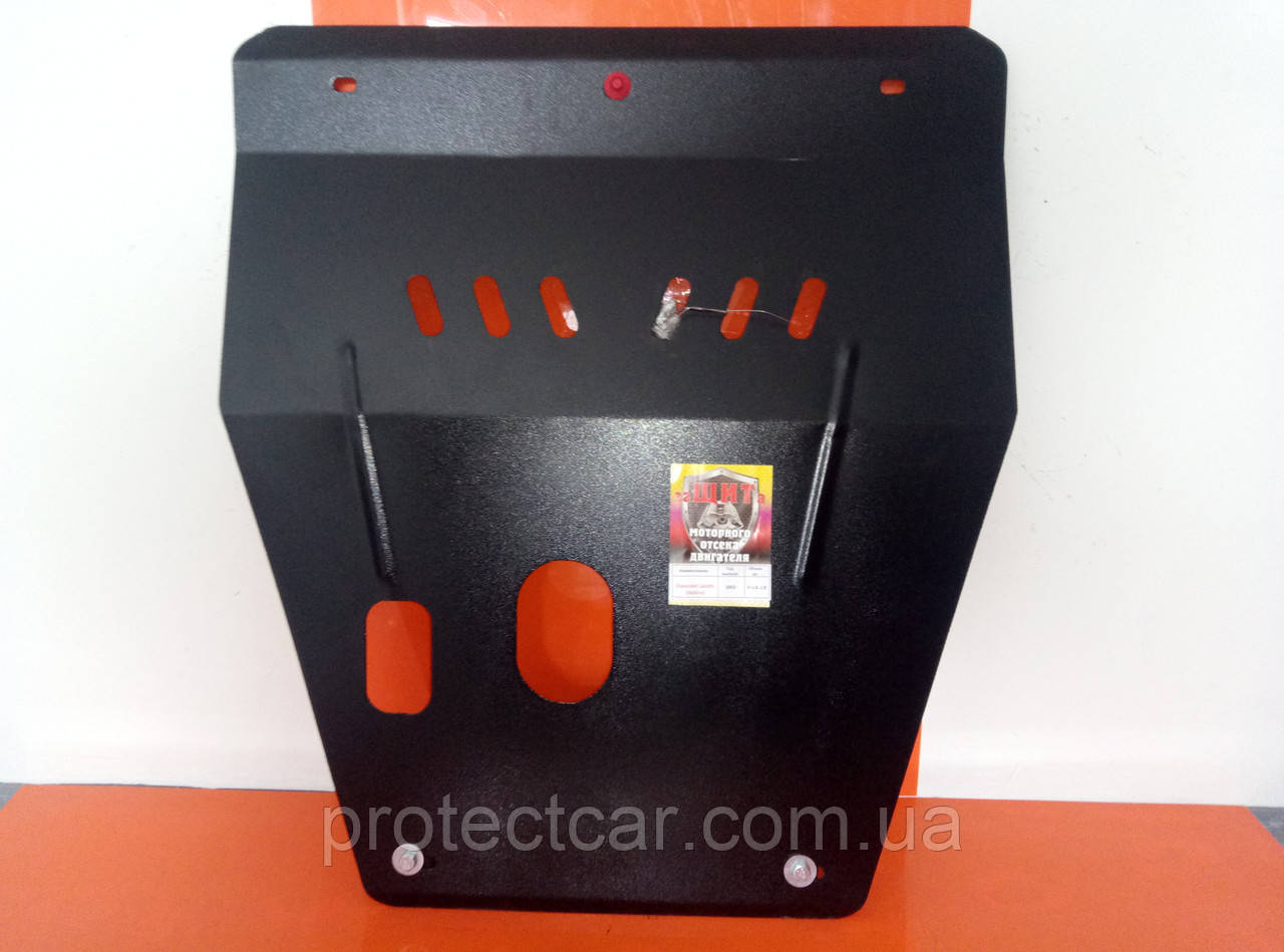 Защита двигателя Chevrolet LACETTI
