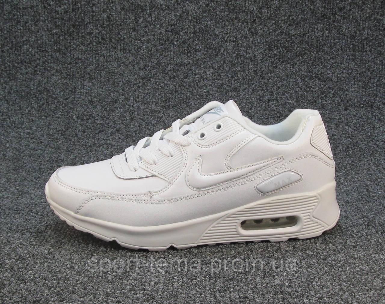 a03dc491 Кроссовки женские Nike Air Max белые (р.36,37,38,39,40): продажа ...