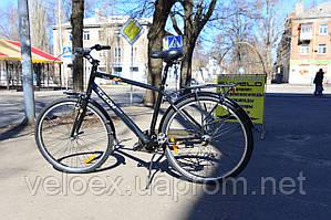 Велосипед LEON SOLARIS man 13,2кг