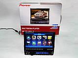 1din Магнітола Pioneer PI-900 DVD+USB+TV+Bluetoth, фото 4