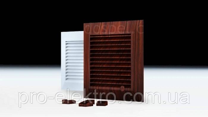 Решётка вентиляционная пласт. Duo 140х210 (007-4175), фото 2
