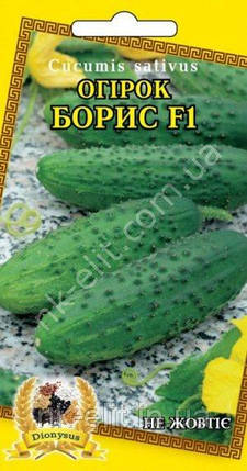 Огірок Борис F1 20 шт, фото 2