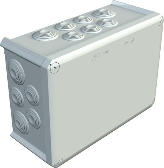 Коробка монтажная 285*201*120 (OBO Т350 IP 66)