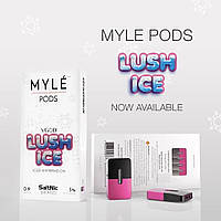 Lush Ice Поды 5%  для электронной сигареты MYLE