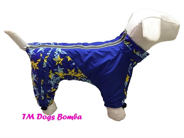 Дождевики для собак с подкладкой флис,Одежда для собак