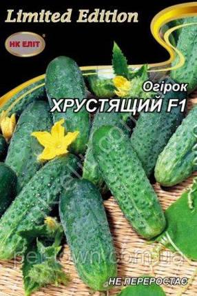 ХРУМКИЙ Огірок F1 3г, фото 2