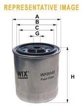WIX WF8048 Фильтр топлива Mercedes Sprinter, Vito