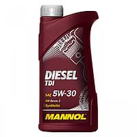 Моторное масло Mannol Diesel TDI 5W-30 1L