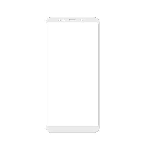 Full Glue стекло для Xiaomi Mi 6x/А2 фирмы INCORE. Белая рамка