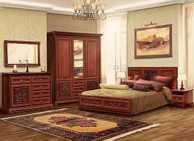"""Меблі в спальню  """"Лаціо"""" від Світ меблів."""