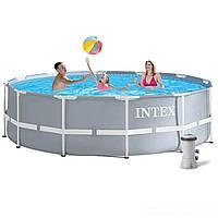 Бассейн Prism Frame Pool Intex 28726/26726(457x122CM)