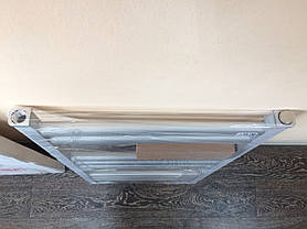 Алюминиевый полотенцесушитель 500*800, фото 3