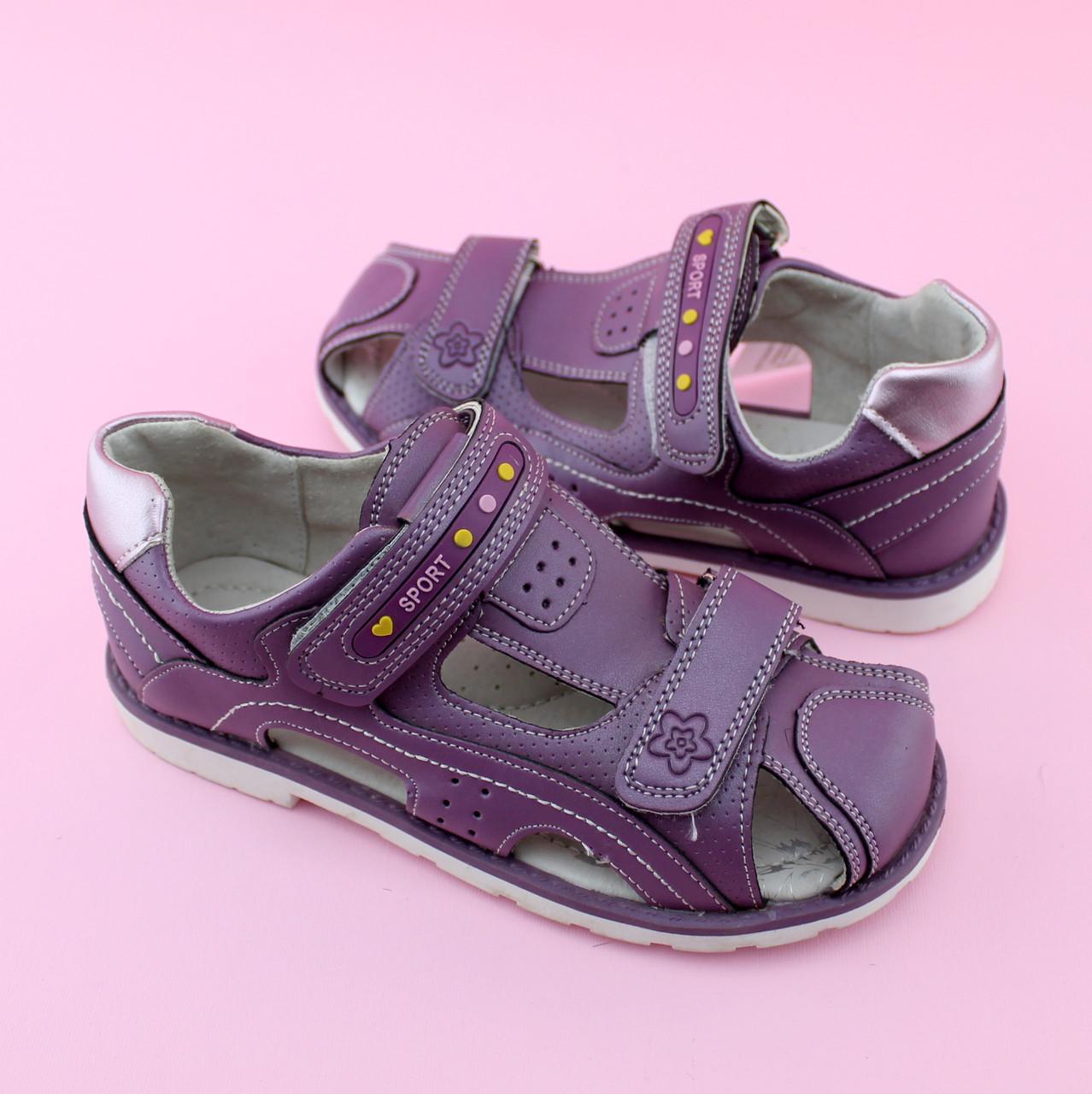 Босоножки детские на девочку серия летней обуви Ортопед Томм размер ... 4c4de8464af2b
