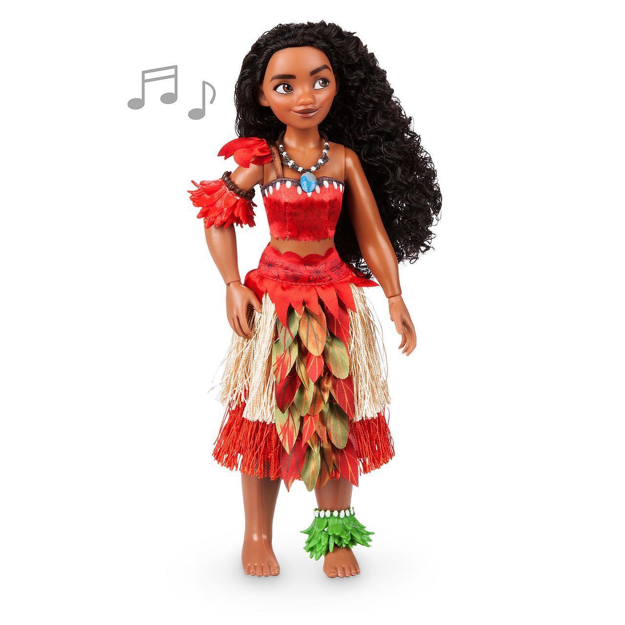 Поющая кукла Моана - Moana Ваяна принцесса Дисней куклы Disney