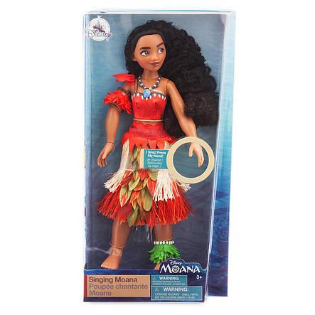 Поющая кукла Моана - Moana Ваяна принцесса Дисней куклы Disney, фото 2