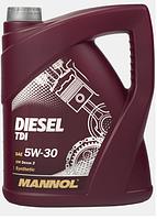Моторное масло Mannol Diesel TDI 5W-30 5L