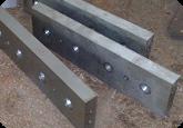 Промышленные ножи из стали HARDOX