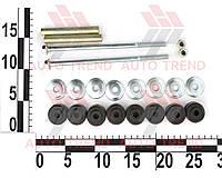 Стойка стабилизатора передней подвески DAEWOO LANOS/NEXIA (косточка) (ш 1.25) в сборе (2 шт) (пр-во БелЗАН), фото 1