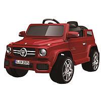 Электромобиль с пультом детский Mersedes FL1058 Red