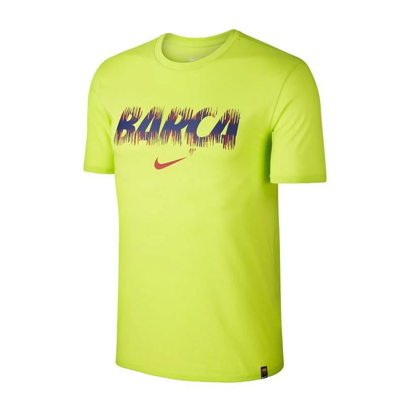 8a9a941b5 Nike FC Barcelona Dry Tee Preseason 389 (924178-389)