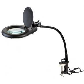 Лампа-лупа Zhongdi ZD-129B LED 5D на струбцине, фото 2