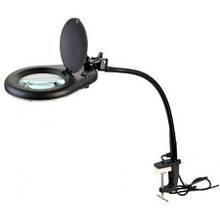 Лампа-лупа Zhongdi ZD-129B LED 5D на струбцине