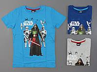 Футболка для мальчиков Star Wars оптом ,134/140-164 pp, фото 1