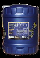 Mannol Diesel Extra 10w-40 7 литров
