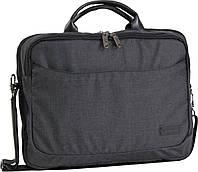 Украина Сумка для ноутбука Bagland Fremont 11 л. Чёрный (0042769)