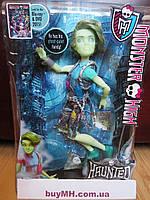Кукла Monster High Haunted Student Spirits Porter Geiss Doll Портер Гейсс Призрачные