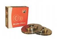 Диск переднего тормоза Ваз 2110,21102,2111,21111,21122 R13 вентилируемые Fenox automotive components