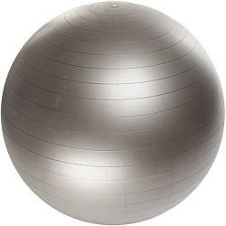 Фитбол мяч для фитнеса 55 см Profit Ball MS 1539 Silver