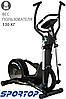 Еліптичний тренажер орбітрек Sportop E60