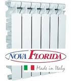 Алюминиевый радиатор Nova Florida Extratherm S5 500/100 ( Нова Флорида