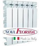 Алюминиевый радиатор Nova Florida Extratherm S5 500/100 ( Нова Флорида).Киев. Цена. Купить