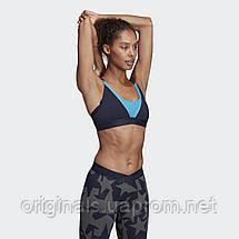 Женский спортивная майка Adidas All Me DU1297  , фото 3