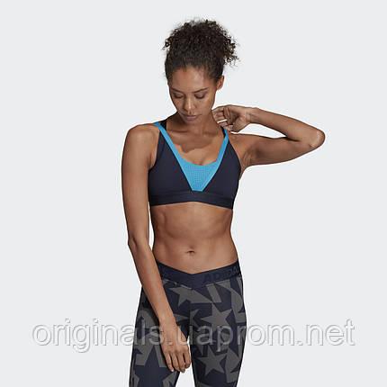 Женский спортивная майка Adidas All Me DU1297  , фото 2