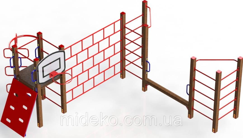 """Гімнастичний комплекс """"Спортик-плюс"""" MIDEKO"""