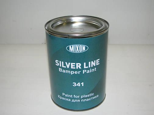 Краска для бампера MIXON Bumper Paint черная 0,75 л, фото 2