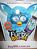 Furby Boom Teal Pattern Edition Фёрби Бум голубой узор спецвыпуск