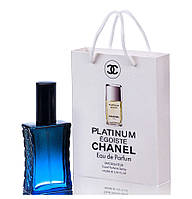 Chanel Egoiste Platinum - Travel Perfume 50ml