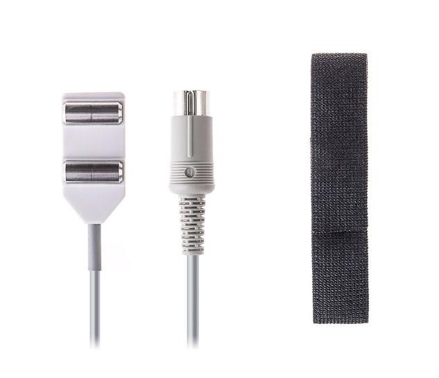 Электрод поверхностный отводящий с постоянным межэлектродным расстоянием (детский) ЭП-1