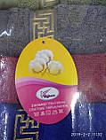 Махровые полотенца в комплекте с вышивкой для бани Размер 70Х140 6 шт., фото 5