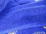 Махровые полотенца в комплекте с вышивкой для бани Размер 70Х140 6 шт., фото 8