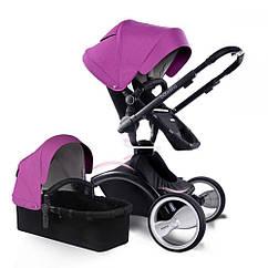 Коляска Babysing V-Go Purple 2в1