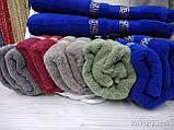 Махровые полотенца в комплекте с вышивкой для бани Размер 70Х140 6 шт., фото 10