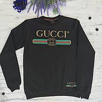 Джемпер для мальчика в стиле Gucci 7. Размеры 13-14 лет. темно-синий