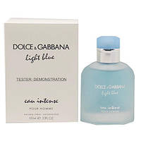 Dolce & Gabbana Light Blue Intense 100 мл TESTER мужской