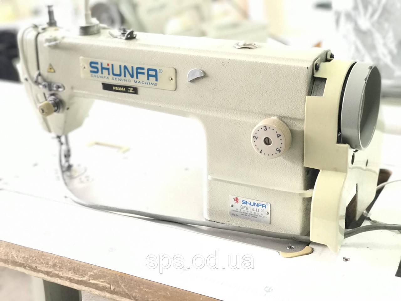 Прямострочка SHUNFA SF 818-U